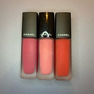 Chanel lip ink